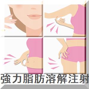 強力脂肪溶解注射