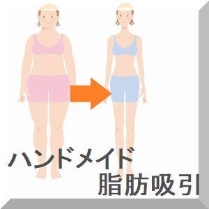 ハンドメイド脂肪吸引